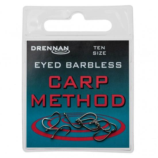 Carlig Drennan Carp Method Nr.10