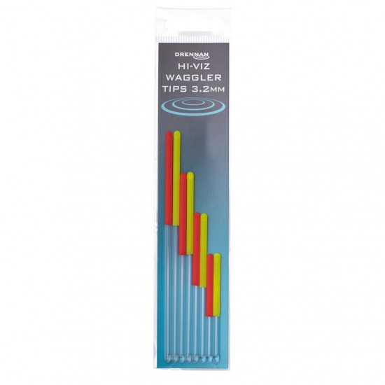 Drennan - Hi-Vis Waggler Tips 3.2mm