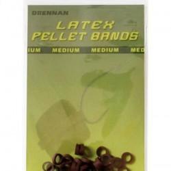 Drennan Latex Pellet Bands - Small 3mm