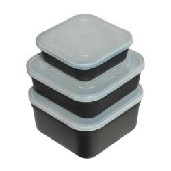 Cutie momeala - Drennan Maggibox 1.1Pt. Black -0.625 litri