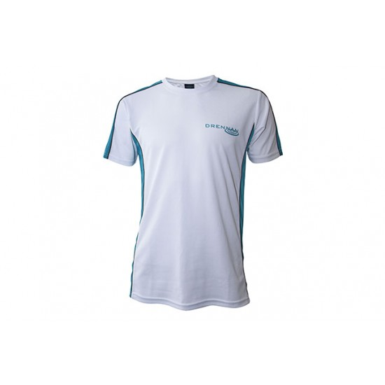 Drennan - Performance T-Shirt White 3XL
