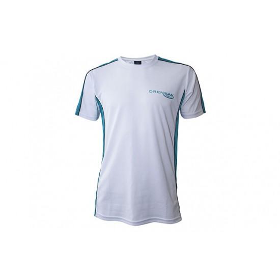 Drennan - Performance T-Shirt White 4XL