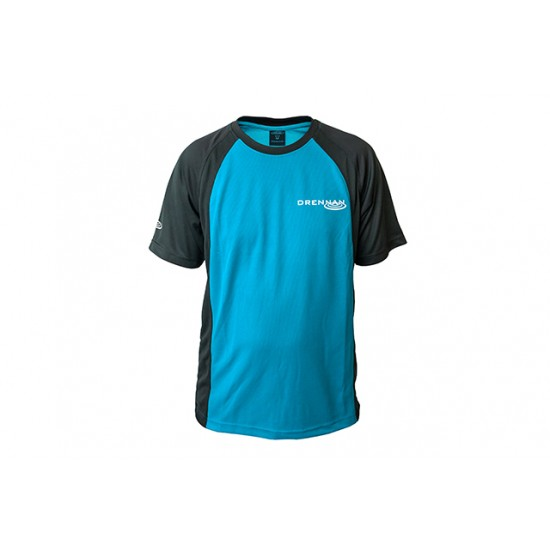 Drennan - Performance T-Shirt Aqua 3XL