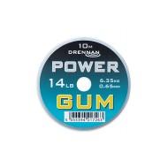 Drennan - Power Gum Clear 14lb