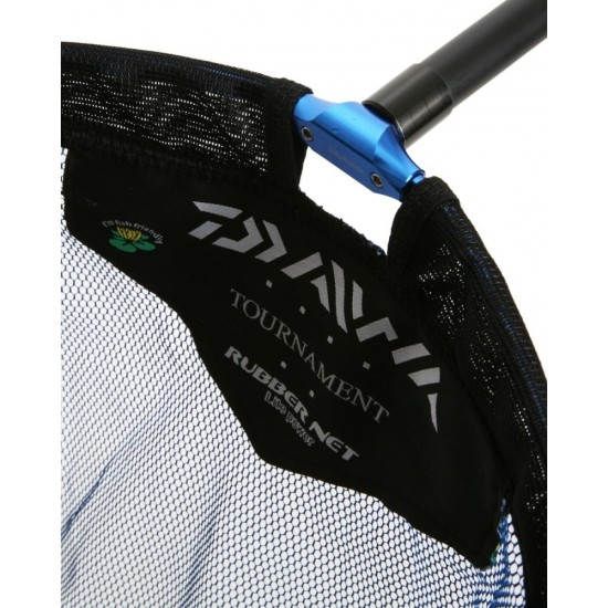 Daiwa Tournament Litepower Rubber - Cap Minciog Cauciucat 45cm
