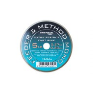 Drennan Feeder and Method Mono 250m - Fir Monofilament Scufundator 0.203mm