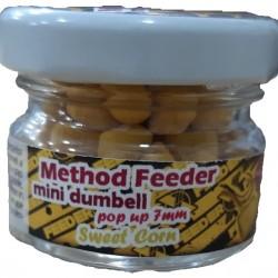 FeederX - Method Feeder Mini Dumbell Sweet Corn