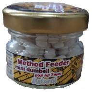 FeederX - Method Feeder Mini Dumbell Usturoi