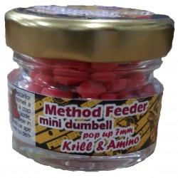 FeederX - Method Feeder Mini Dumbell Krill & Amino
