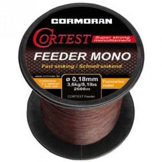 Cormoran - Cortest Feeder Sinking 0.25mm / 1400m