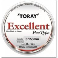 Fir Fluorocarbon TORAY Excellent   0.156 mm