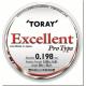 Fir Fluorocarbon TORAY EXCELLENT 0.198mm