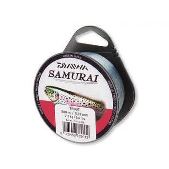 Daiwa - Fir Samurai Trout 0.22mm / 500m