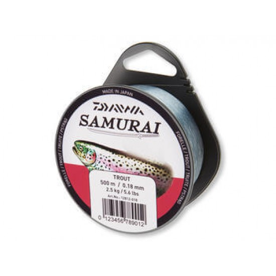 Daiwa - Fir Samurai Trout 0.25mm / 500m