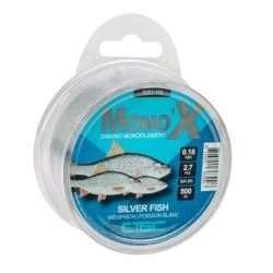 Ctec - Fir Monofilament Silverfish 0.20mm 500m