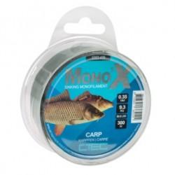 Ctec - Fir Monofilament Carp 0.25mm 500m