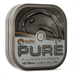 Guru Pulse Pure Fluorocarbon 0.14mm