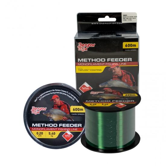 Benzar Mix - Fir Monofilament Method Feeder 0.20mm 600m