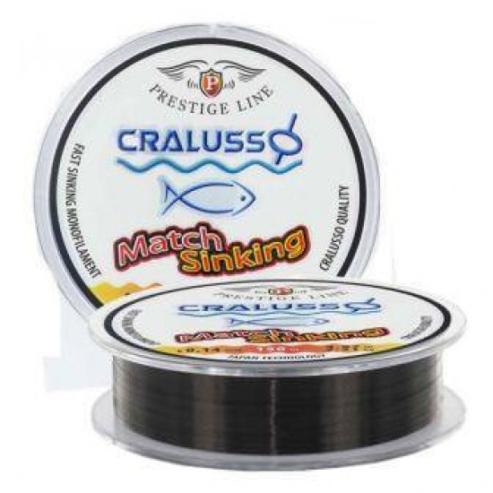 Cralusso Prestige - Match Sinking 0.20mm 500m