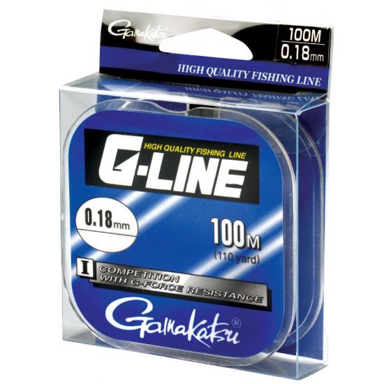 Gamakatsu Fir Monofilament G-Line 0,12mm 100m