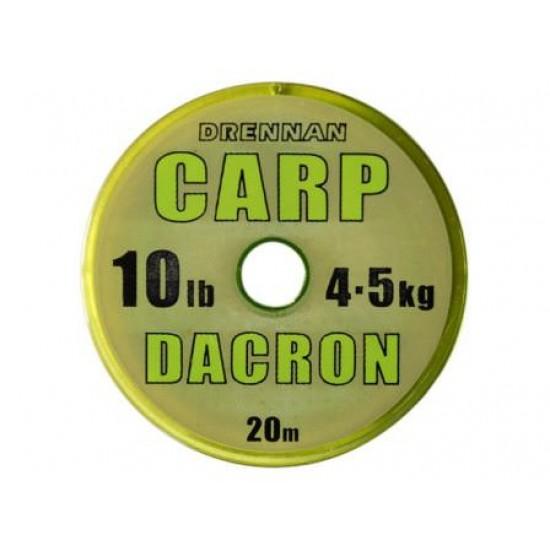 Drennan Fir Textil Carp Dacron 8lb 20m