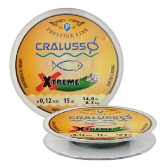 Cralusso Xtreme Fir Textil Monturi 0.08mm