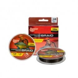 Energofish Fir Textil Benzar Competition Method Braid 0.10mm 120m