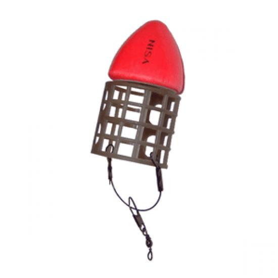 Nisa Chummers No.2 large- momitoare feeder flotante 2buc/set