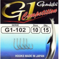 Carlige Gamakatsu G1-102 Competition Nr.12