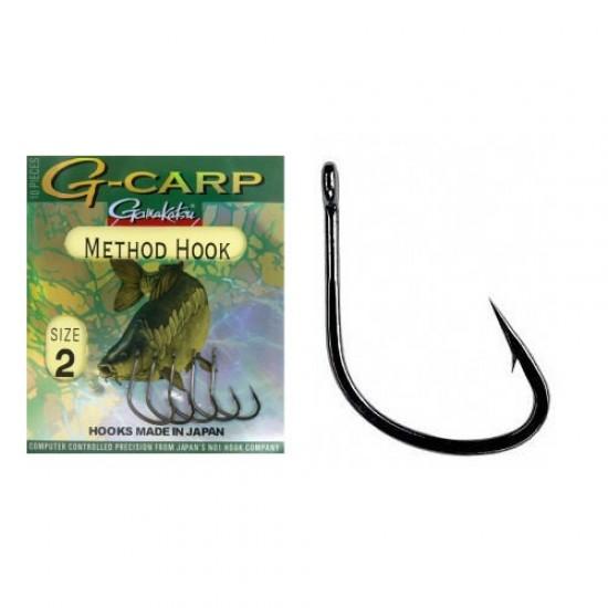 Carlige Gamakatsu G-Carp Method Nr.8