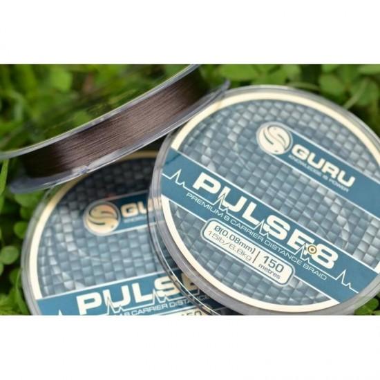 Guru Pulse 8 Braid 0.10mm / 150m