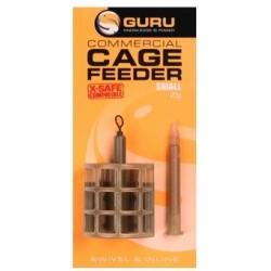 Guru Comercial Cage Feeder Medium 30gr