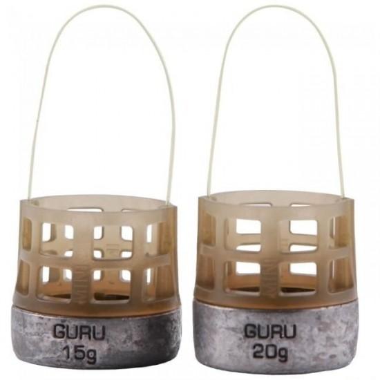 Guru X-Change Distance Cage Feeder Slimline Mini 15 + 20g