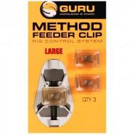 Guru - Method Feeder Clip L