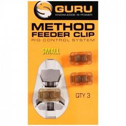 Guru - Method Feeder Clip S
