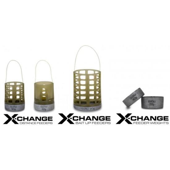 Guru X-Change Distance Feeder Open End M 20-30gr
