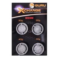 Guru - X-Change Window Medium Weight Pack Light 30-40g