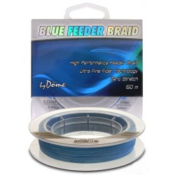 Haldorado - Blue Feeder Braid 0.14mm 150m