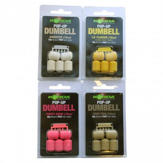 Korda - Pop-Up Dumbell I.B 8mm