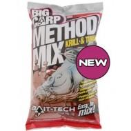 Bait-Tech Big Carp Method Mix: Krill & Tuna  2kg