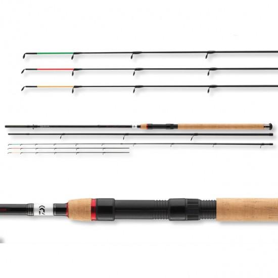Daiwa - Ninja X Feeder 3.6m 120g