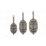 Preston Elasticated Method Feeder -XL- 45G