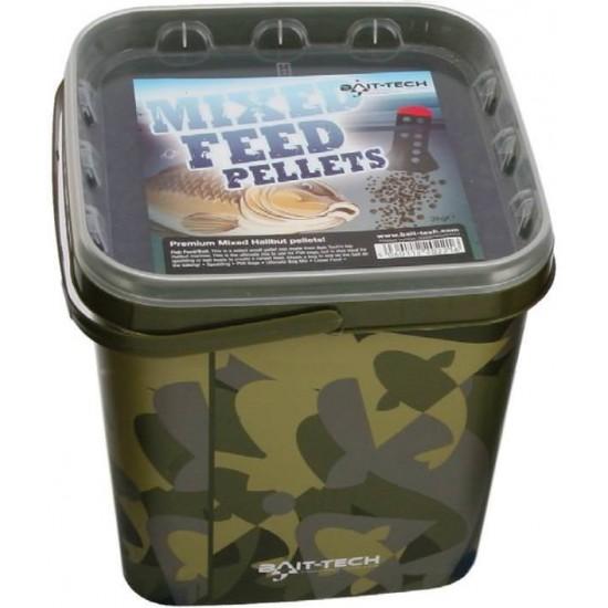 Bait-Tech Pelete Mixed Feed 3kg
