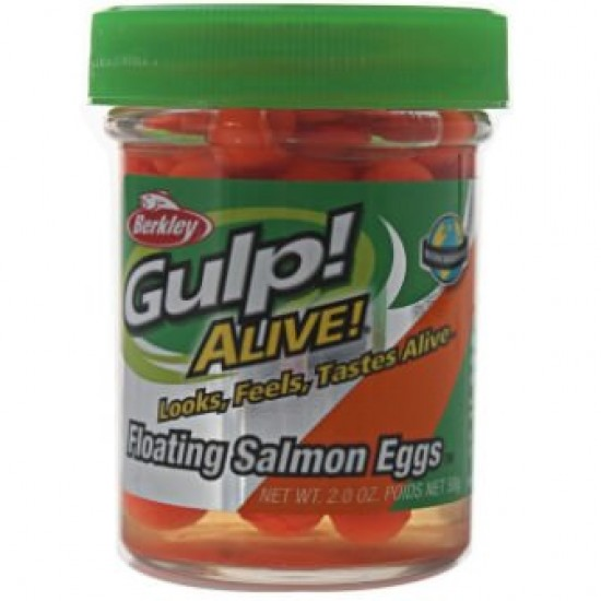 Berkley Gulp Alive Salmon Egs