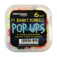Drennan Bandit Pop-up  6mm Fruitty Fish