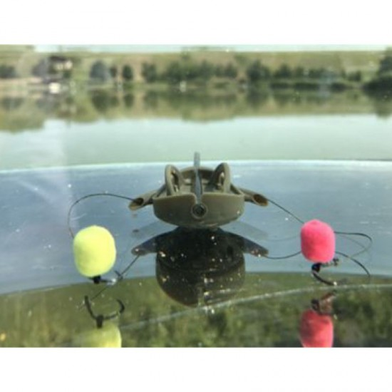 Cralusso - Double Chance Method Feeder 40g