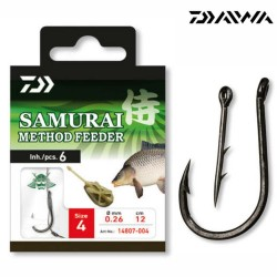 Daiwa - Samurai Method Feeder Rig Nr.4