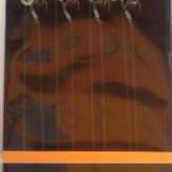 Guru QM1 Nr.14 Hair Rigs With Bait Band
