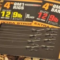 Guru QM1 Nr.14 Hair Rigs With Bait Bayonets