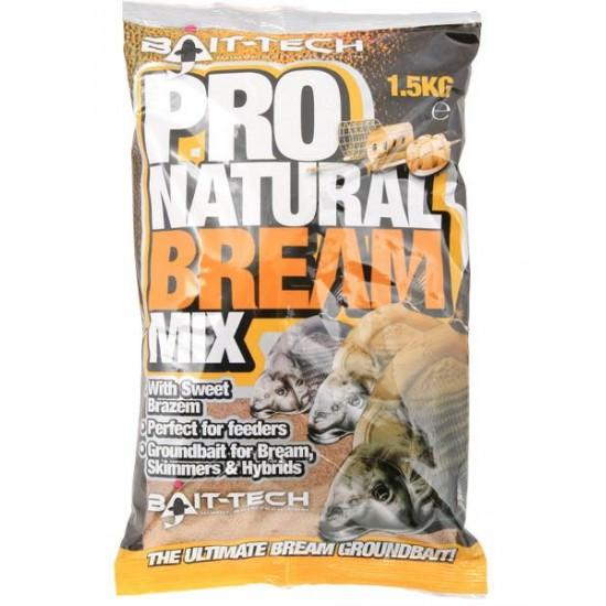 Bait-Tech Pro-Natural Bream Groundbait 1.5kg